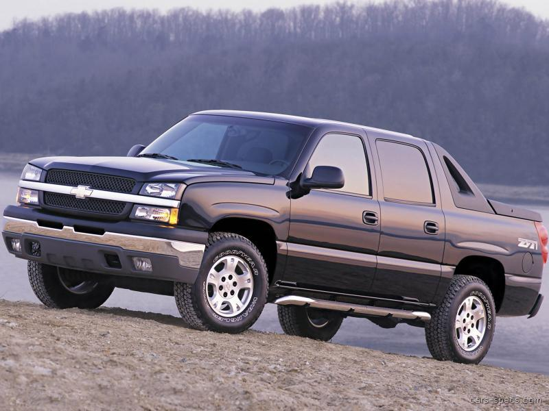 2002 chevrolet avalanche crew cab specifications pictures. Black Bedroom Furniture Sets. Home Design Ideas