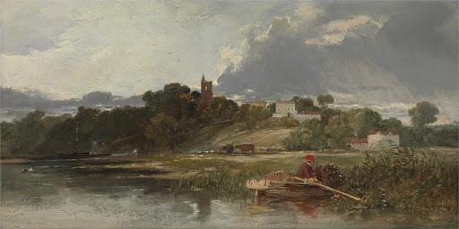 William James Muller  - 4 Gillingham on the Medway 1842.jpg