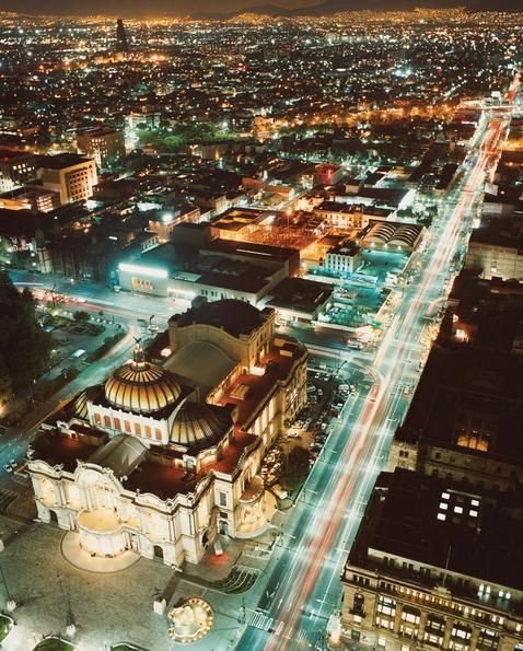 Meksiko - Page 4 Zemlja+Meksiko+%2528mexico+city+mexico+skyline%2529