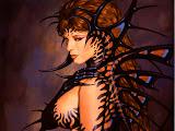 Heaven Of Glamorous Maiden
