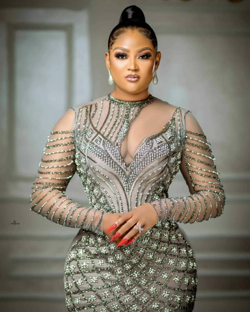 Actress Uche Elendu releases new photos as she turns a year older