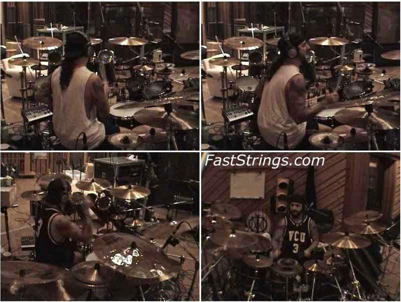 Mike Portnoy - Black Clouds & Silver Drumming