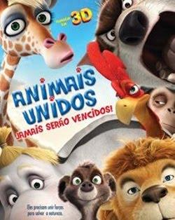 Filmes: Animais Unidos Jamais Serão Vencidos