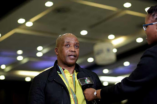 ANC Eastern Cape chairman and Premier Phumulo Masualle