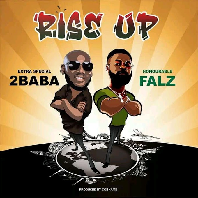 2Baba - Rise Up (ft Falz) mp3 download