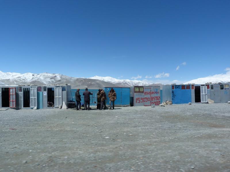 Habitations de Tadjiks