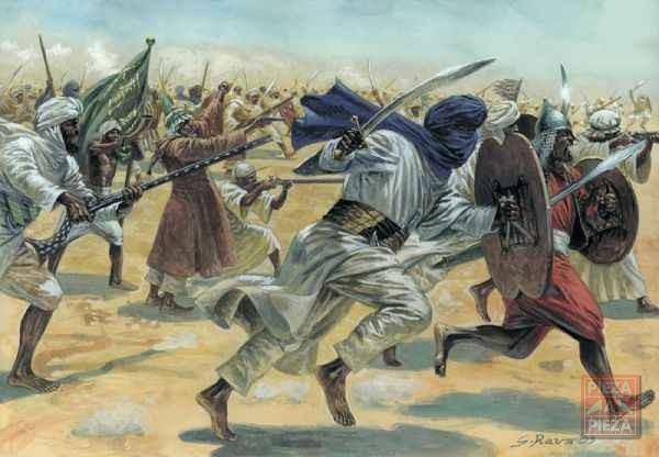 Kisah Amir bin Amr bin al-Akwa