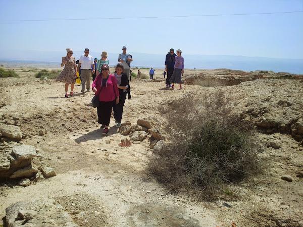 סיור חול המועד פסח ביריחו