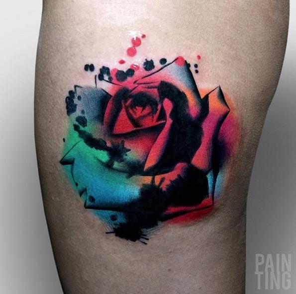 este_colorido_abstrato_rosa