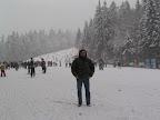 Στη χιονισμένη Ρουμανία