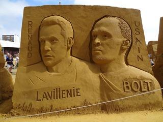 2016.08.12-048 Renaud Lavilennie et Usain Bolt