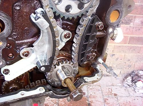 2002 Ford Explorer Valve Cover Gasket