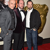 OIC - ENTSIMAGES.COM - Sean Cronin, Jonathan Stothcott and Nick Nevern at the  Kill Kane - gala film screening & afterparty in London 21st January 2016 Photo Mobis Photos/OIC 0203 174 1069