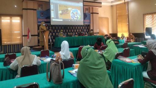 Pemko Payakumbuh Sosialisasikan UU Cipta Kerja