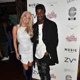 OIC - ENTSIMAGES.COM - Chloe Paige and Cardan Jayy at the  Franklin Lake - single launch party in London 1st March 2016 Photo Mobis Photos/OIC 0203 174 1069