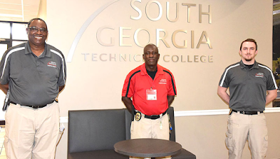 South Georgia Technical College recognizes campus security officers