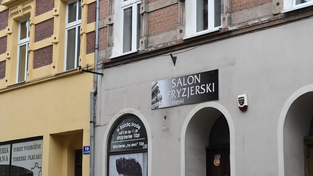 Salon Fryzjerski Męski Salon Fryzjerski W Ząbkowice śląskie