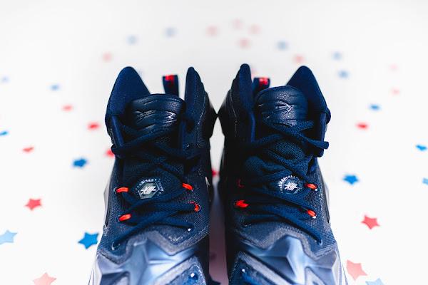 Release Reminder Nike LeBron XIII Team aka USA Basketball