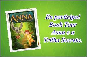 BOOKTOUR #08 - ANNA E A TRILAHA SECRETA