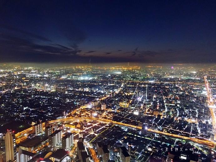 35 日本大阪 阿倍野展望台 HARUKAS 300 日本第一高摩天大樓 360度無死角視野 日夜皆美