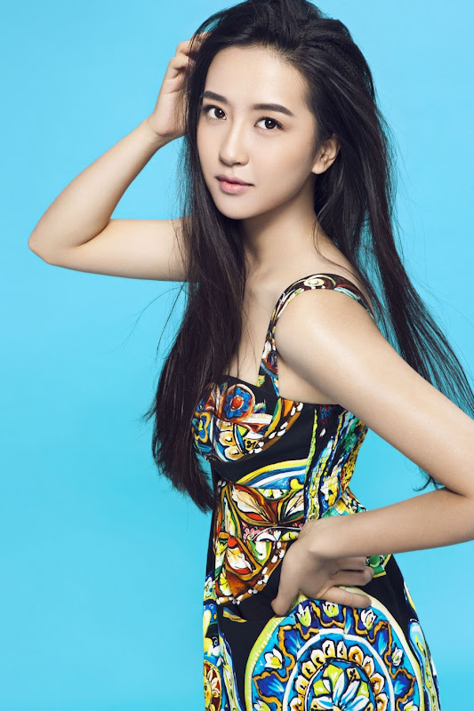 Amelie Xu Lingyue China Actor