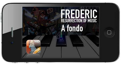 Frederic, posiblemente uno de los mejores juegos iOS. A fondo