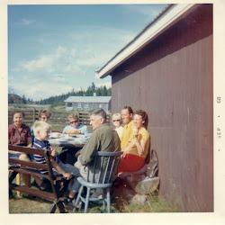 På setra sommeren 68