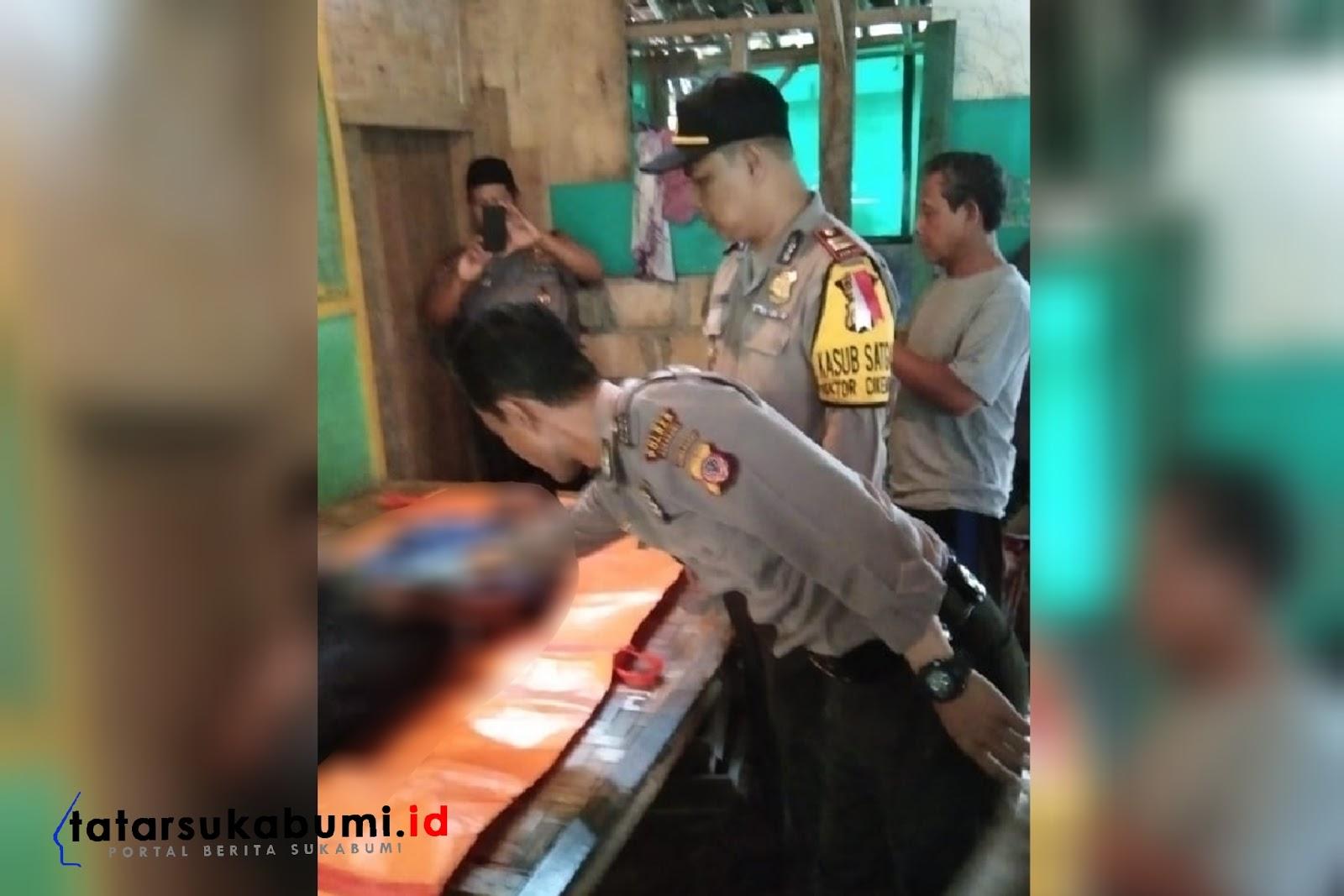 Pegawai Pemandian Air Panas Cikundul Sukabumi Tewas Tergantung