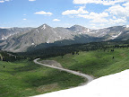 Top of Cottonwood Pass