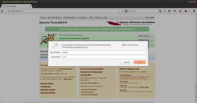 Cómo instalar Tomcat en Ubuntu