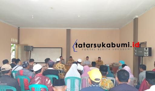 Pengelolaan Zakat Fitrah di Sukabumi Harus Tepat Sasaran Profesional dan Transparan