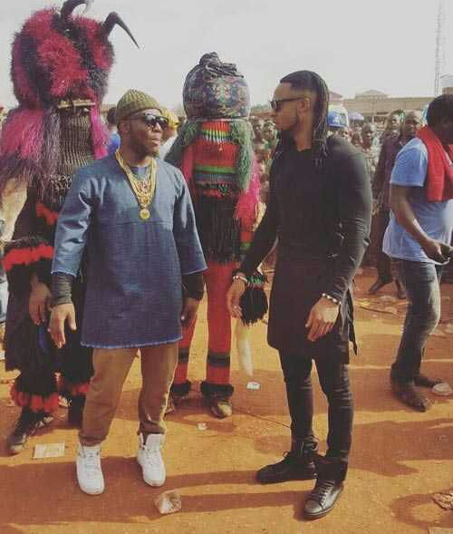 MUSIC] Flavour ft Zoro - Ijele (Prod by KezyKlef