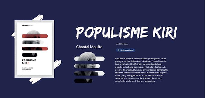 Populisme Kiri - Ebook Gratis dari Antinomi