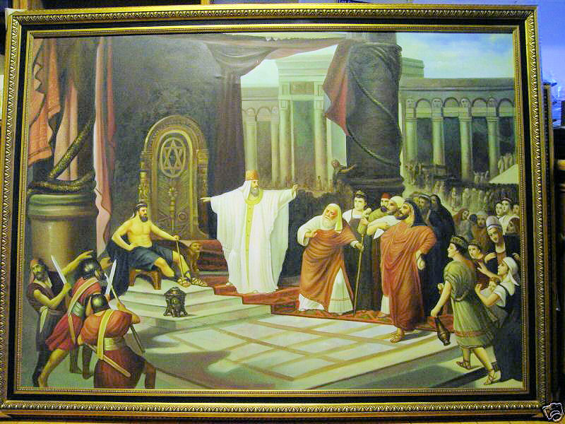 King Solomon And The Ironworker Color, King Solomon