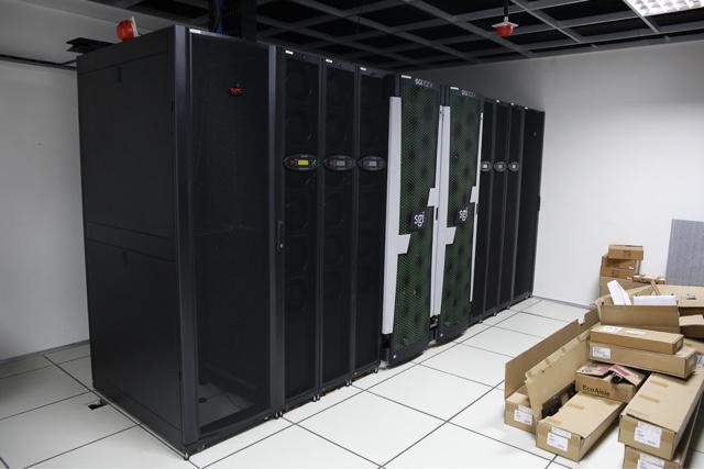 Natal: UFRN instala o 2º maior computador da região Nordeste