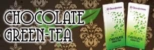 Coklat Green tea