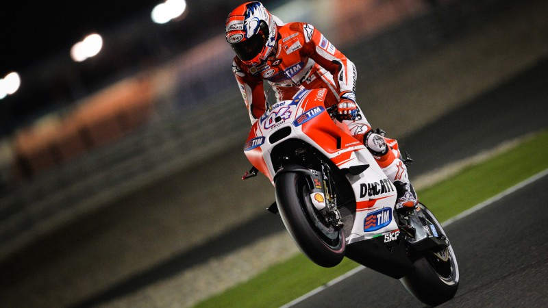 Akhirnya Dovizioso Meraih Pole Position Di Qatar 2015