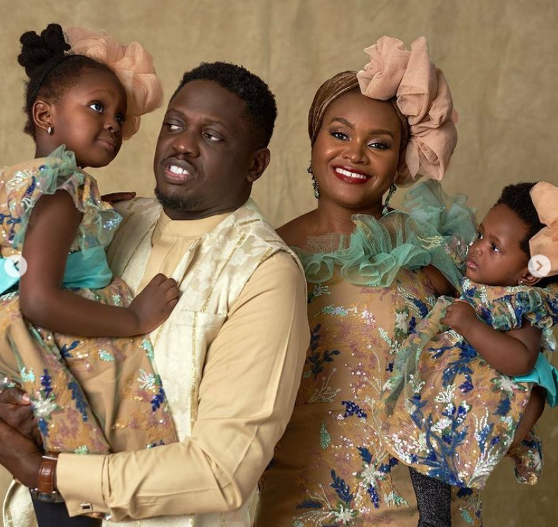 I am a mess sometimes, uncertain and undecided but you fix me and make me better - Rapper Illbliss celebrates wife on her birthday