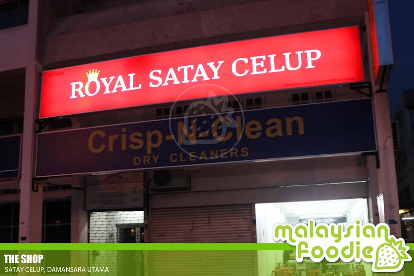 ROYAL SATAY CELUP, DAMANSARA UTAMA (INVITED REVIEW)