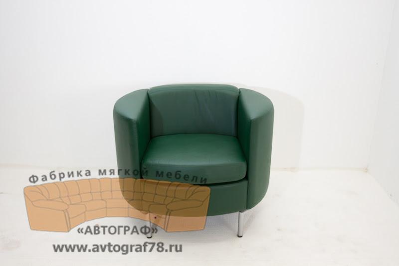 Кресло Рондо зеленое. Цена 12100 руб.