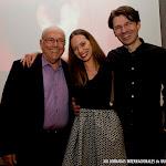16: Juan Grecos, Presidente de Amigos de la Guitarra de Valencia, Alice Guidolin y Andrea Vettoretti