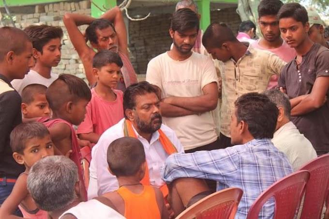तरैया को विकसित विधानसभा बनाएंगे जाप प्रत्याशी संजय कुमार सिंह