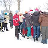 Chorągwiany kurs drużynowych. Góra św.Anny - Raszowa - Załęcze. 30.01-6.02.2010