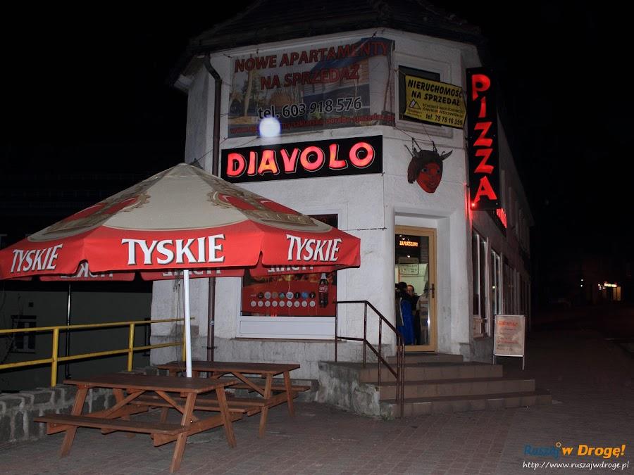 Bar Diavolo w Szklarskiej Porębie