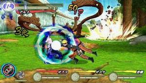 Naruto Shippuden: Ultimate Ninja Heroes 3 (US).iso psp Download !! screenshot 1