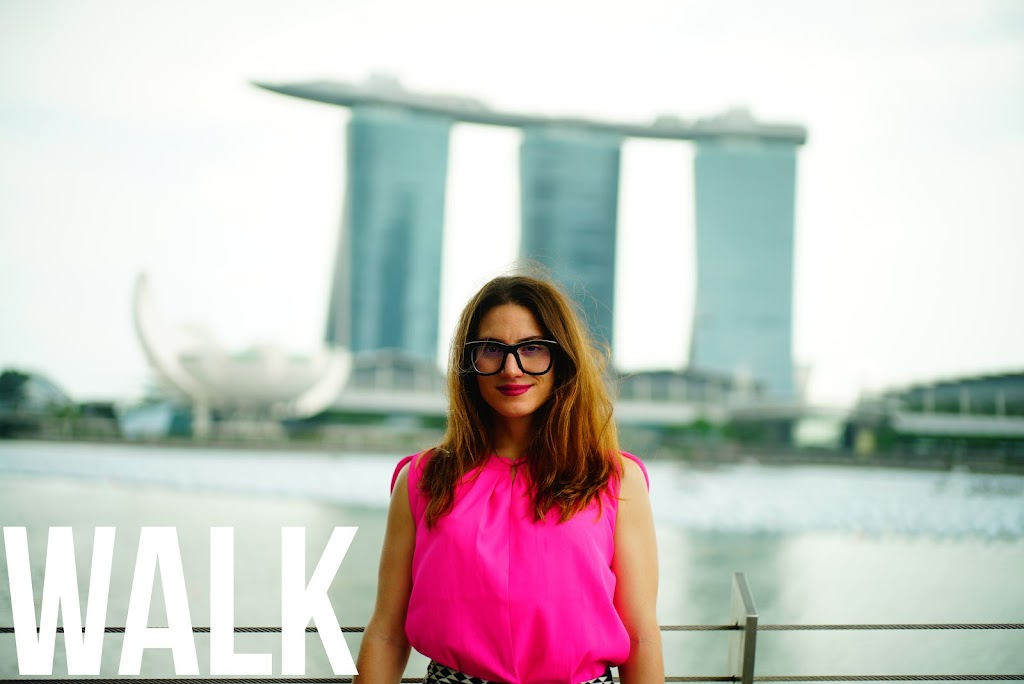 Singapore one day walk guide
