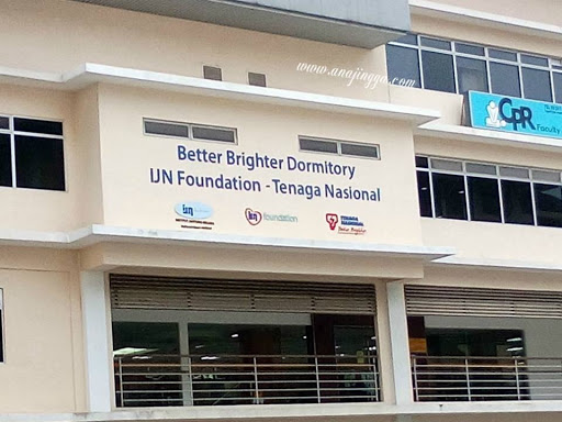 BETTER BRIGHTER DORMITORY IJN FOUNDATION - TENAGA NASIONAL