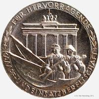 184d Verdienstmedaille der Kampfgruppen der Arbeiterklasse in Silber www.ddrmedailles.nl