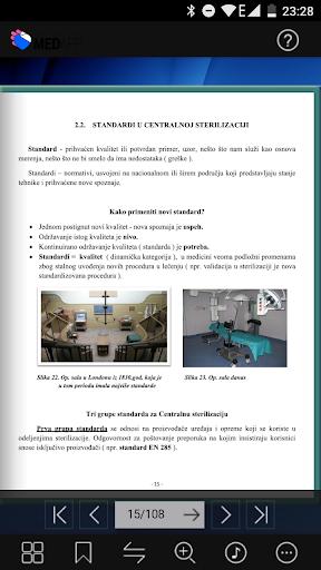 Priruu010dnik za sterilizaciju u medicini  screenshots 2