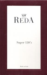 Reda Super 130's Reiner Wolle Anzug €800/-